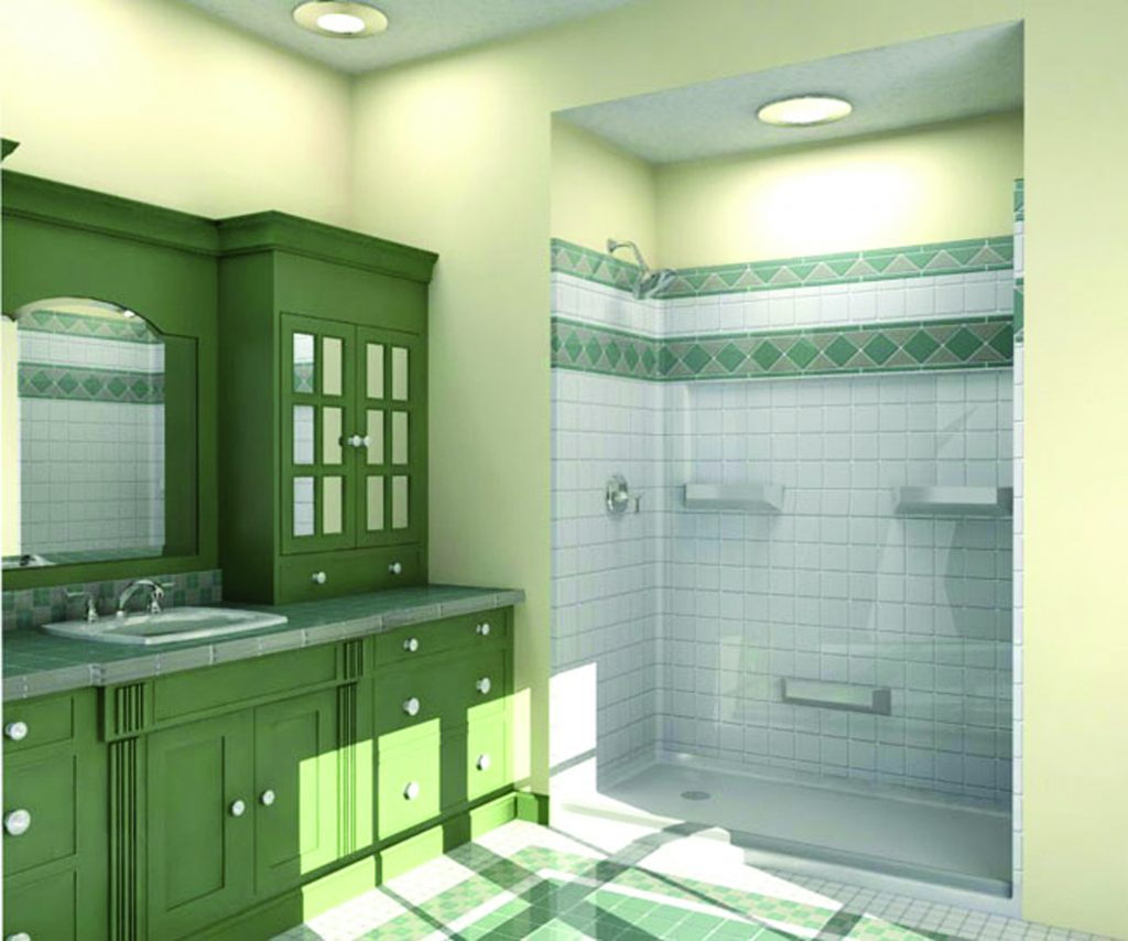 Best Bath green illus
