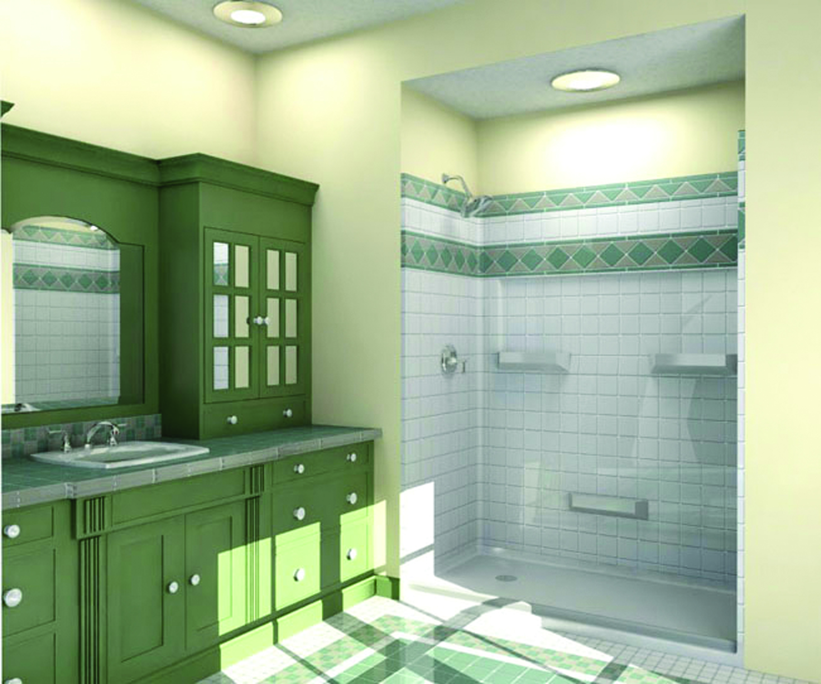 Everything You Wanted to Know About Barrier Free Showers
