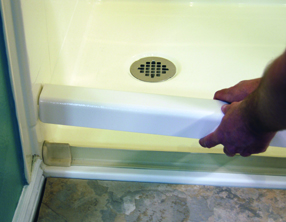 Best Bath Systems - Semi-Permanent Threshold