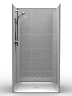 Maximize Your Space With Our New 30 Inch X 30 Inch Shower Stall