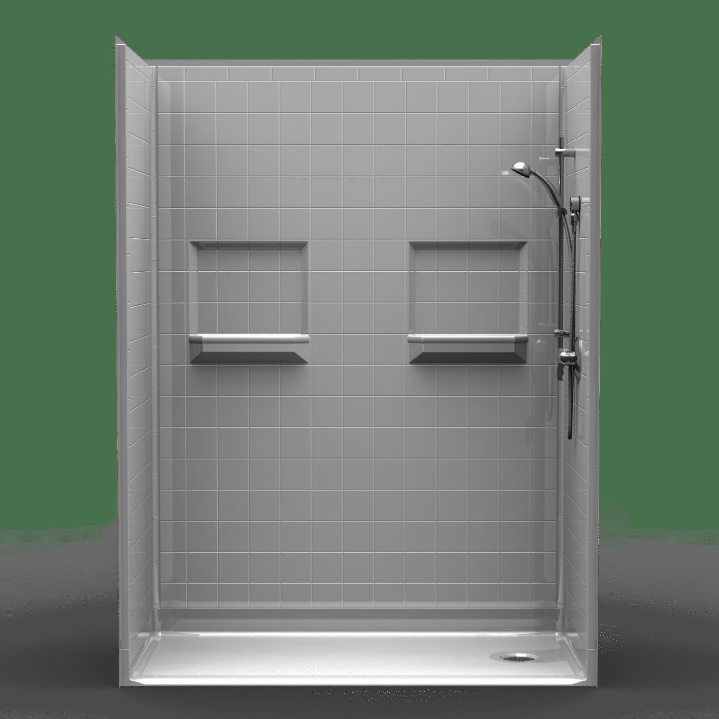 Handicap Showers, ADA Showers, Walk-In Showers | ORCA HealthCare