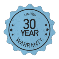 30 Year Limited Warranty on ADA Showers, Shower Pans and Tub Showers