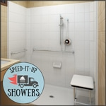 Speed-It-Up Walk-In Shower Packages