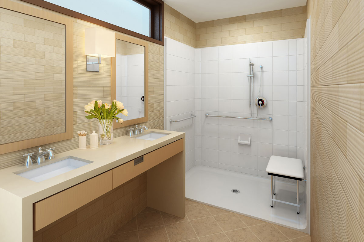 Handicap Bathroom Accessories how a speed-it-up walk-in shower can save you time and effort