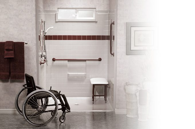 handicap walk in showers. SHOWERS Handicap Showers  ADA Walk In ORCA HealthCare