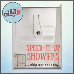 Speed-it-Up Shower Packages