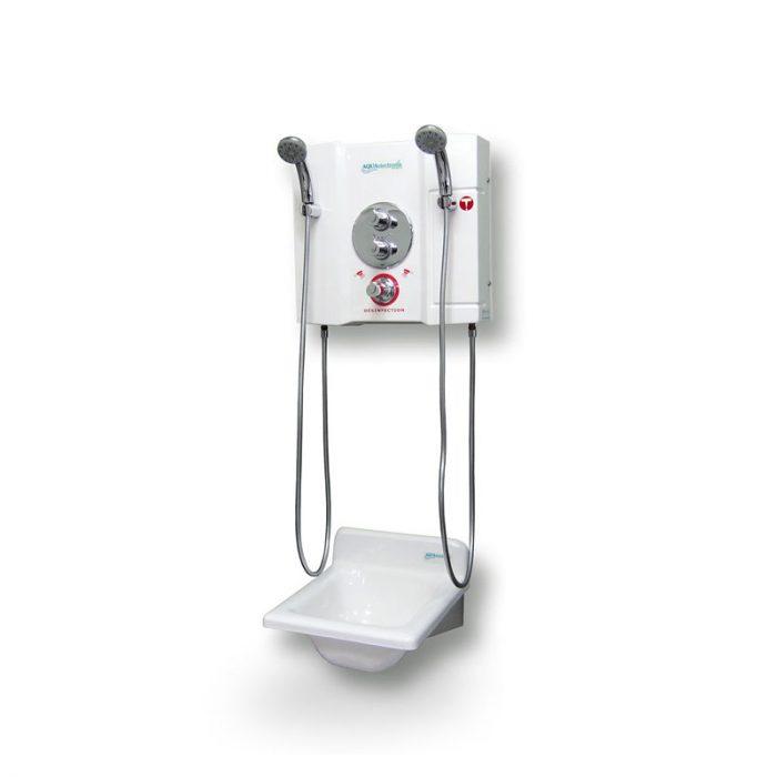 Shower panel cpc1000