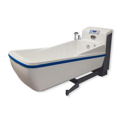 Authentic height adjustable bathtub
