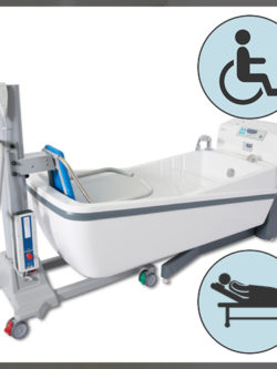 Assisted Bathing Systems