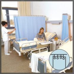 ropimex® Hospital Curtain Solutions